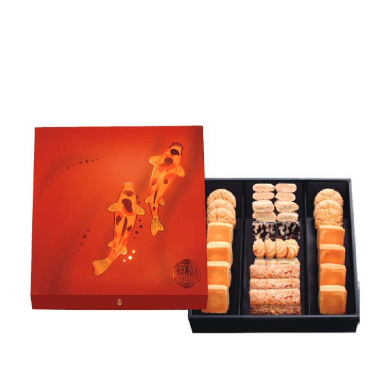 Kee Wah Bakery-New Year Gift Box