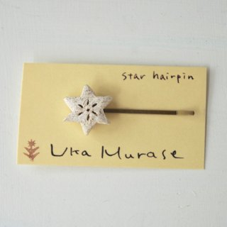 star hairpin