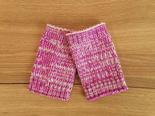Spring and summer for leg warmers D