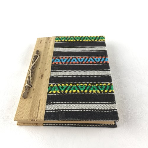 Cloth notebook native