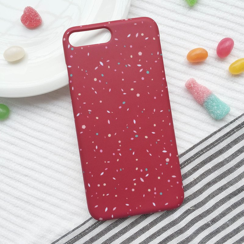 Fun Childlike Red Mobile Shell Hard Case iPhone Android
