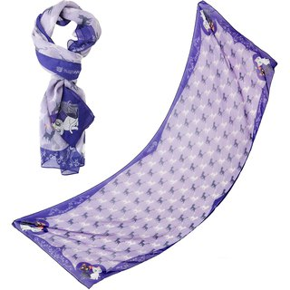 Luna and Atamis long silk scarf