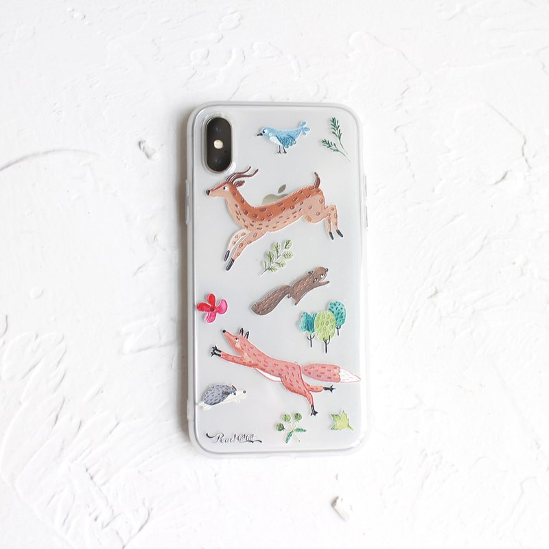 Animals Phone Case I Story_Forest