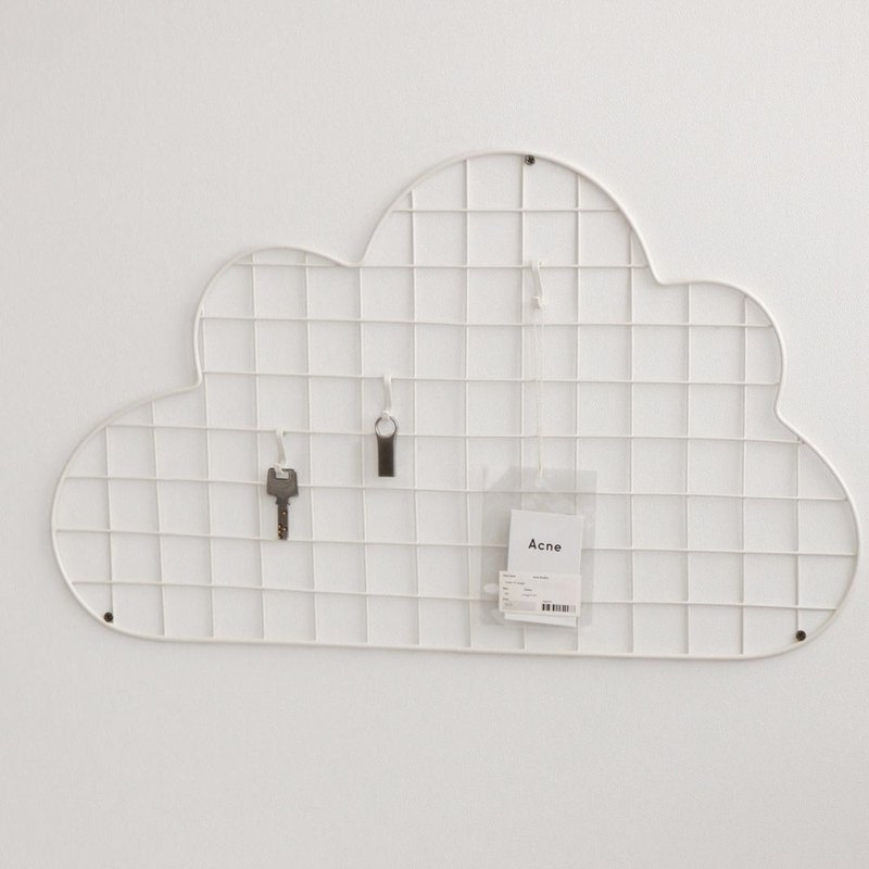 Dailylike Wall Mesh Hanging Frame-04 Cloud, E2D47760