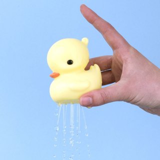 Netherlands a Little Lovely Company - Little Yellow Duck Bath Toy