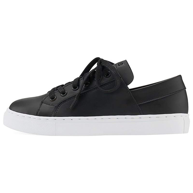 SPUR - CLLIB Vuii Leather 休閒鞋 MF4393 BLACK