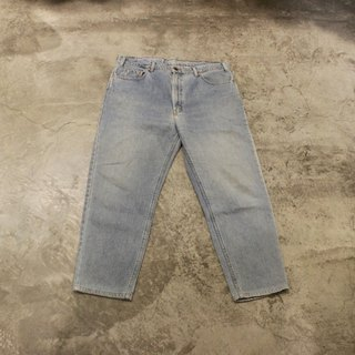Levis 616 light blue straight pants