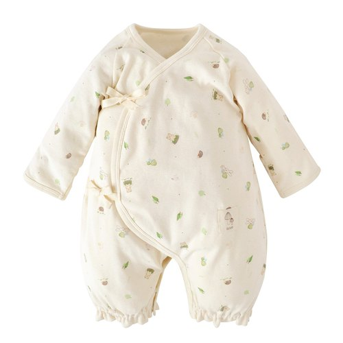[SISSO organic cotton] forest baby dual rabbit 3M