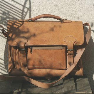Leather bag _B041
