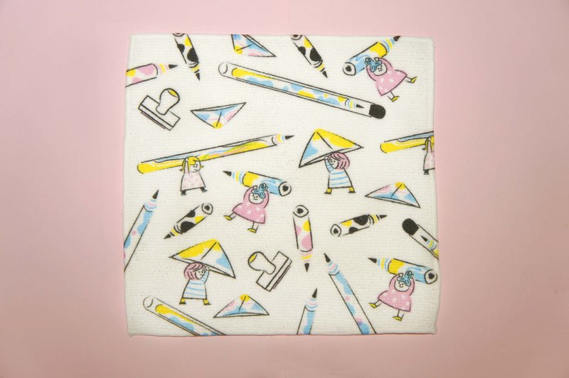 Towel square series mumu stationery