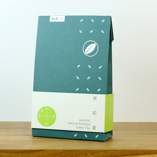 Jasmine Scented Green Tea-Family Pack (28 Teabags/150g Loose Tea)