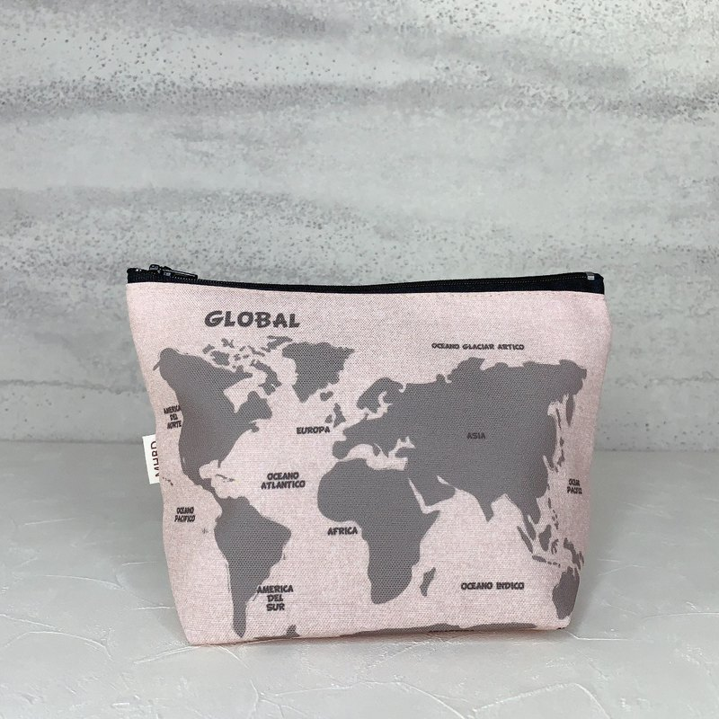 World Map Model-Storage Bag
