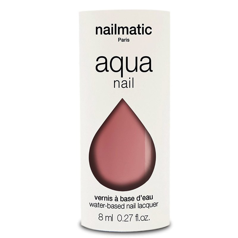 Nailmatic Nail Polish-Nana Pink Rose