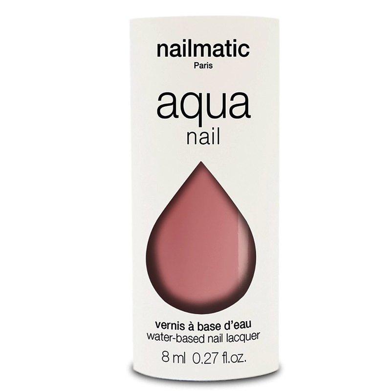 Nailmatic 水系列經典指甲油 - Nana 粉玫瑰