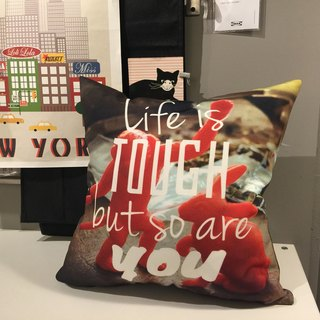 Home Decor Home Decor Pillow Home Furnishings Interior Design Car Pillow Lunch Break Gift -JENN.Y