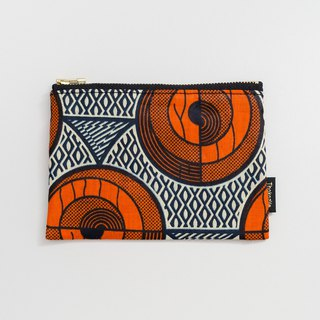 AFRICAN WAX MINI POUCH