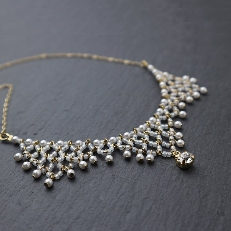 Lacy Necklace