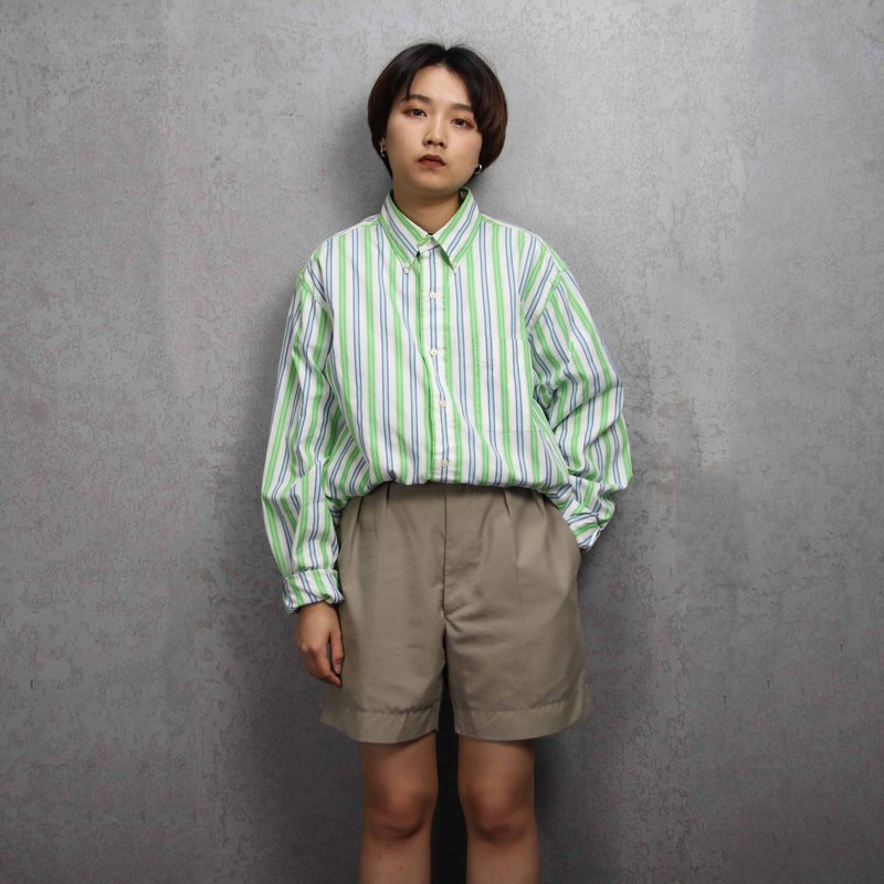 Tsubasa.Y Ancient House POLO Shirt Stripe 001, Polo Ralph Lauren shirt