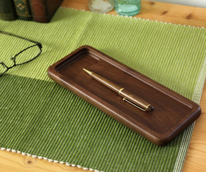 Asahikawa Craft Sasaki Industrial Arts Pen Tray