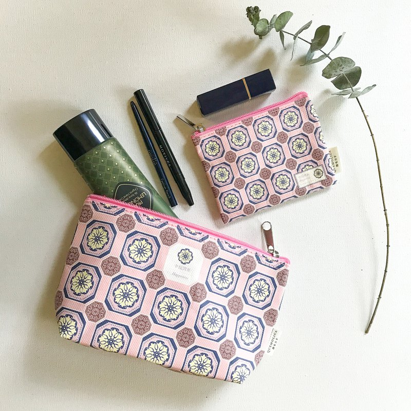 Cosmetic Bag ∣ Happiness