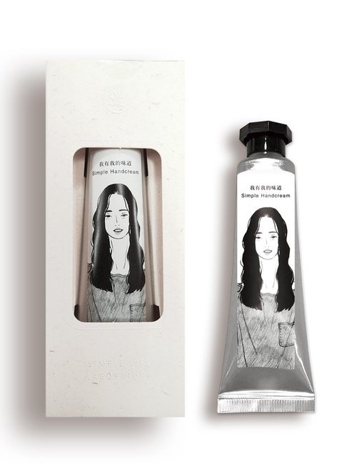 SLL Simple Handcream Hand Cream X Twelve yearning - beating (Lily)