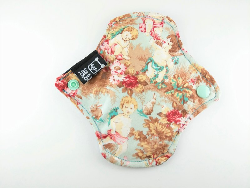 Cloth Reusable Pads Menstrual Pad Incontinence Waterproof, Leak-proof, Washable