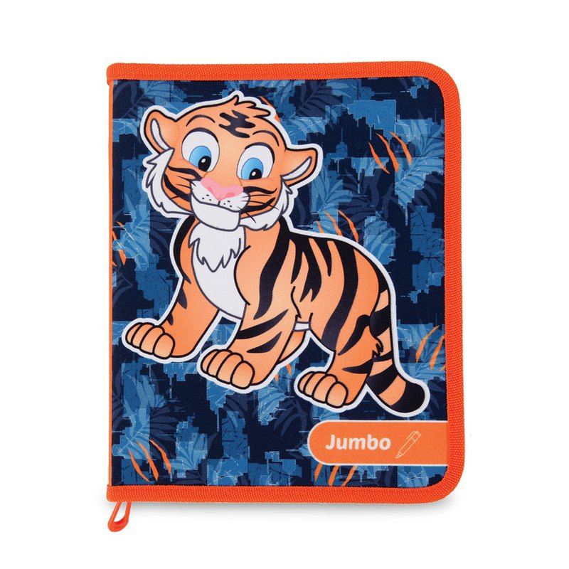 Tiger Family-Smart Kids 3D Interactive Magic Coloring Book - 10 Groups