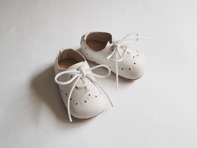 愛花牛津鞋-寶寶學步鞋