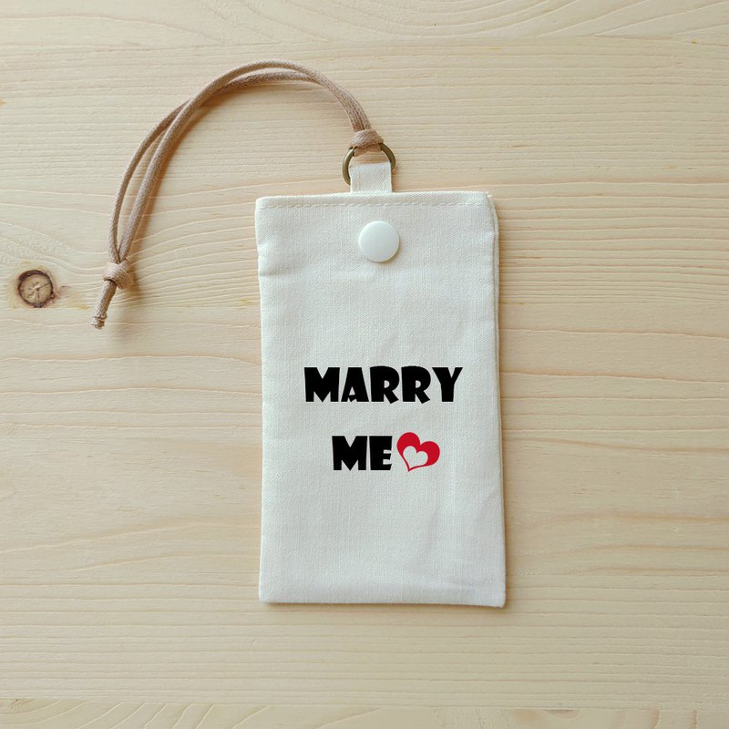 Valentine's Day Card Holder _marry me Chinese Valentine's Day Gift