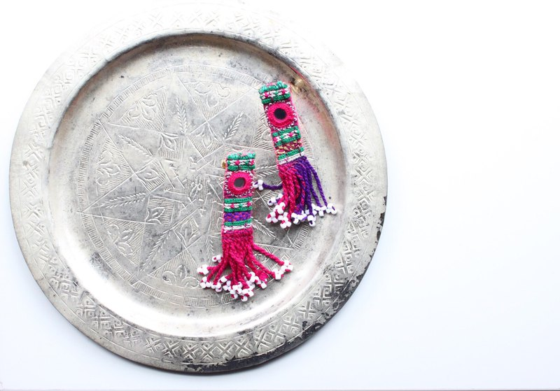 イヤリング  Afghan earrings