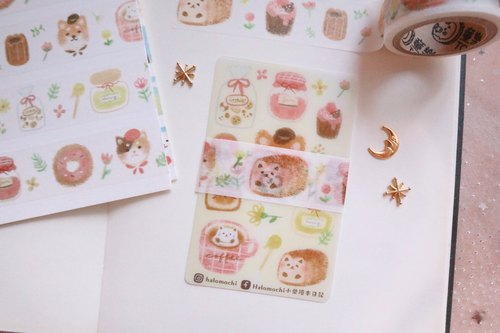 Sweet Collection │ Bakery Paper Tape Recycled