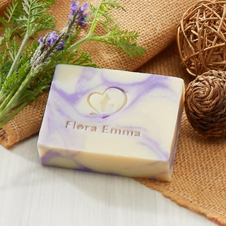 Marseille Lavender Moisturizing Soap * Toddler / Sensitive Muscle - Emma Handmade Soap Expert