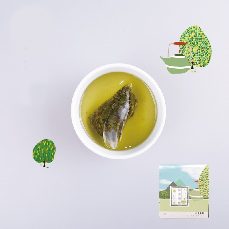Day Time / Day Light-Four Seasons Green Tea