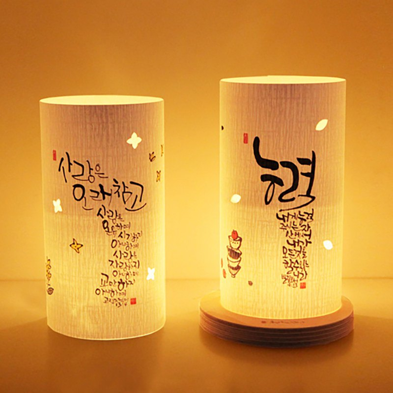 cjart candle set
