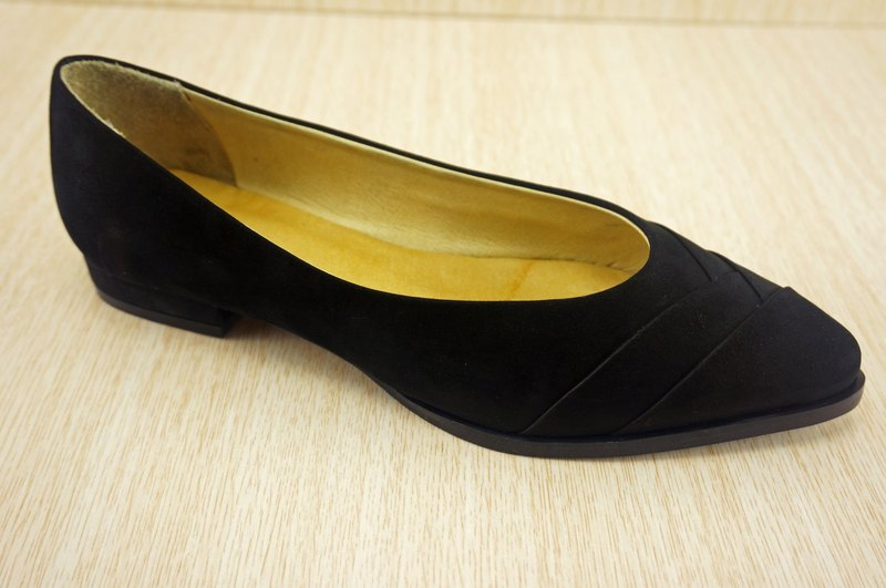 Pointed flat shoes, handmade shoes, handmade shoes, women's shoes, CHANGO results shoes Square