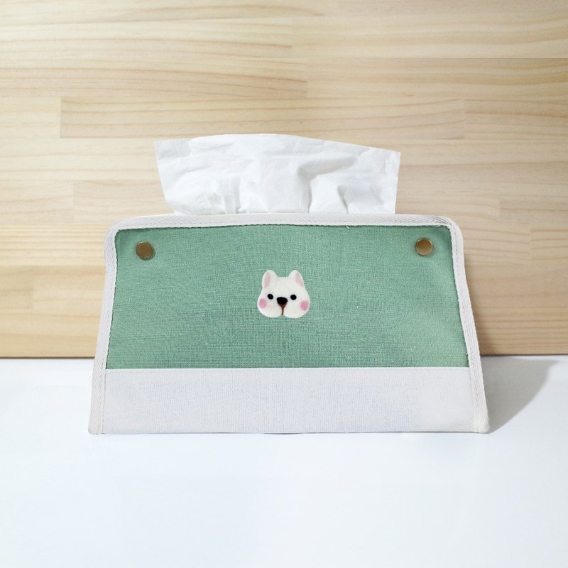 [Q-cute] face carton cover series - dog head, cat head, rabbit head - customized