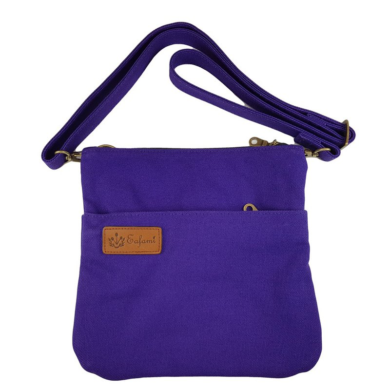 Eafami Sea Flat Bag - Sif Purple