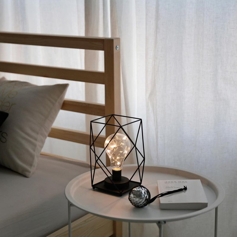 Mackenzie LED Night Light (Geometric Modeling)