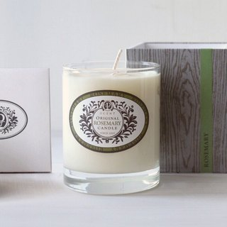 Fresh Herbs │ Rosemary Garden Pure Plant Soy Wax Oil Candle