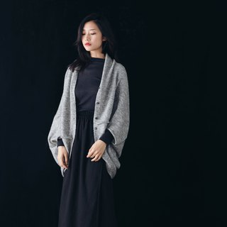 Blouse sweater - foggy ash