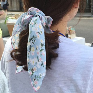 A. Strawberry is very beautiful in any way. Scarf - Sky Blue