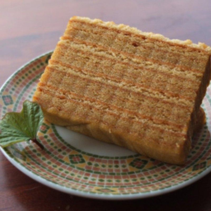 紅茶千層蛋糕