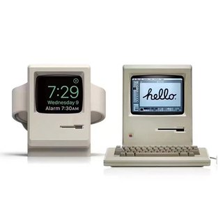 Apple Watch Jabersi Macintosh styling charging stand (Limited Edition 1984)