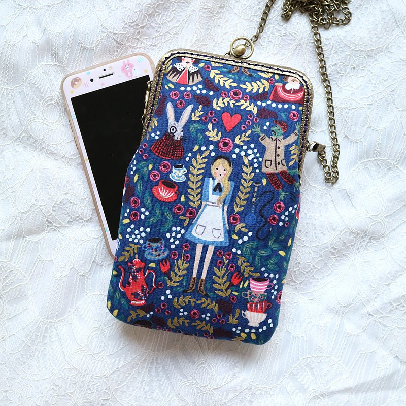 Alice in wonderland Moblie Phone Case | Girlskioku~*