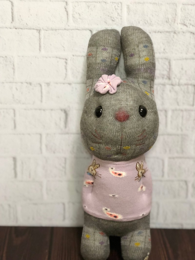 European and European rabbit 03 socks doll / current product supply / Martin hand-made