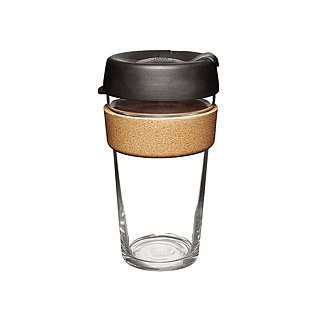 Australia KeepCup Portable Coffee Cup Cork Series L - Espresso