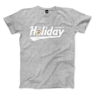 Holiday Mr. Paul Signature - Deep Gray - Neutral Edition T - shirt