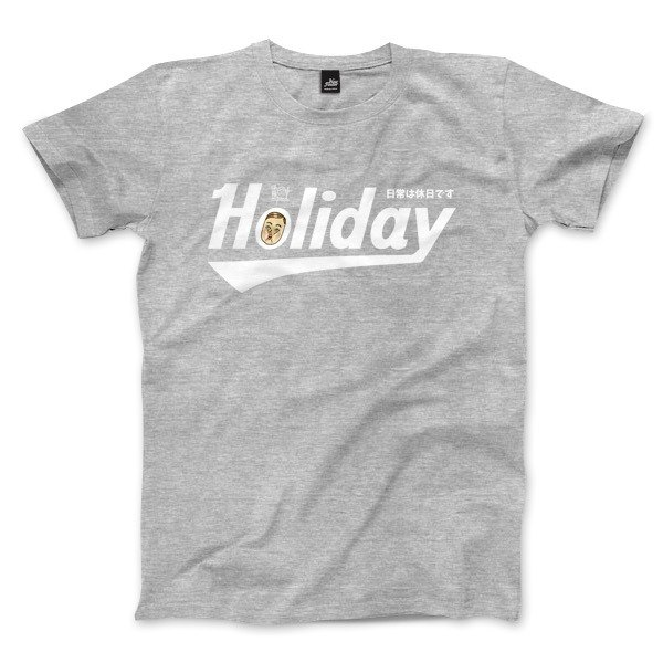 Holiday Mr. Paul Signature-Dark Hemp Grey-Unisex T-Shirt