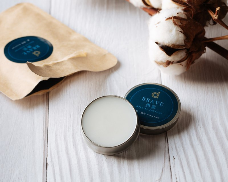 Aroma essence oil can be used as a finger oil solid perfume wax