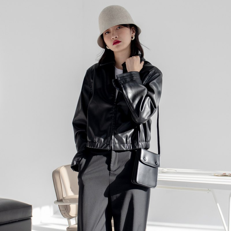 The owner keeps the open-line accordion small bag, exquisite and small, everyday with a street diagonal backpack, mobile phone lipstick storage